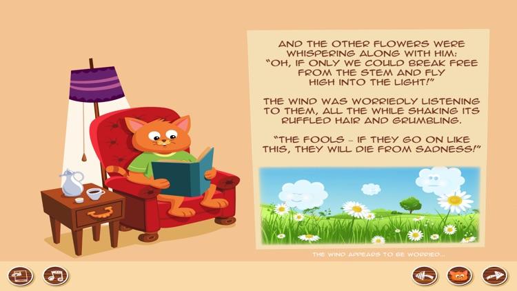 Kid Stories 1 - Read & Play screenshot-5
