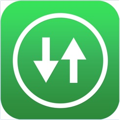 data usage on the app store