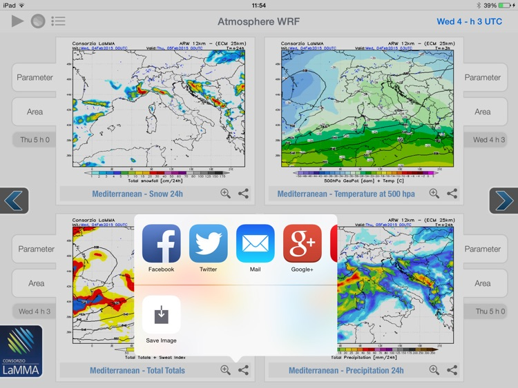 Atmosphere WRF for iPad screenshot-4