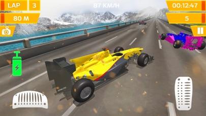 Motorsports Grand Prix Race screenshot two
