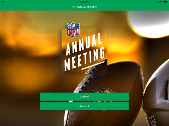 NFL Annual Meeting screenshot 4