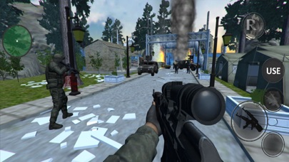 Elite Special Forces screenshot one