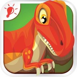 PUZZINGO Dinosaur Puzzles Game