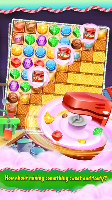 Sweet Candies 3 screenshot 4