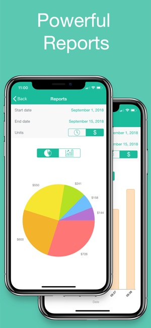 Chrono Plus – Time Tracker Screenshot