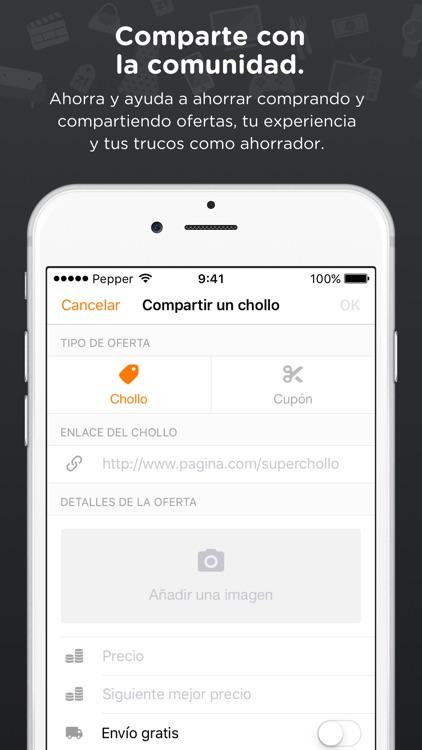 Chollometro: Chollos y ofertas screenshot-4