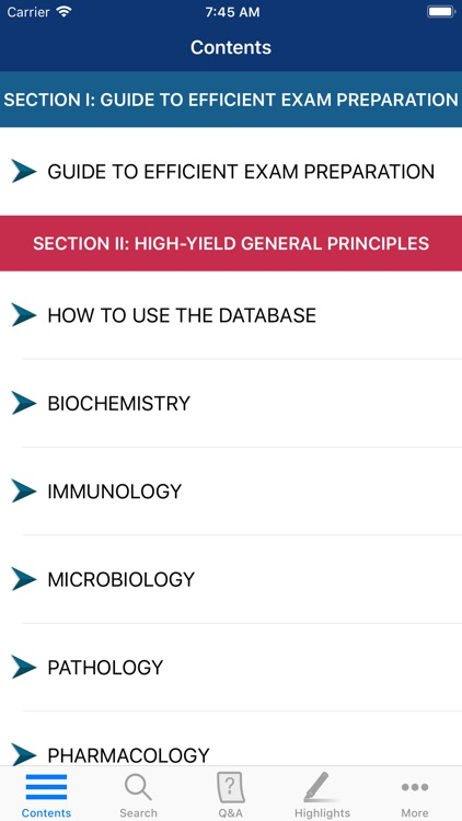 First Aid USMLE Step 1 2018 screenshot-1