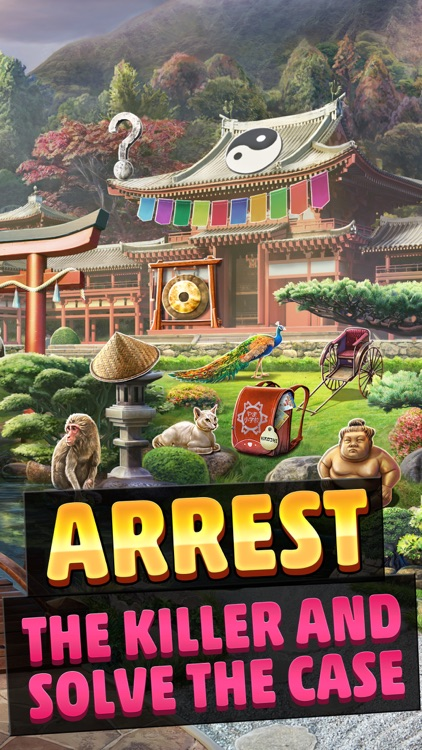 Criminal Case: Save the World! screenshot-4