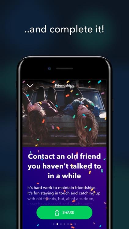 Steps: Beat social anxiety screenshot-4