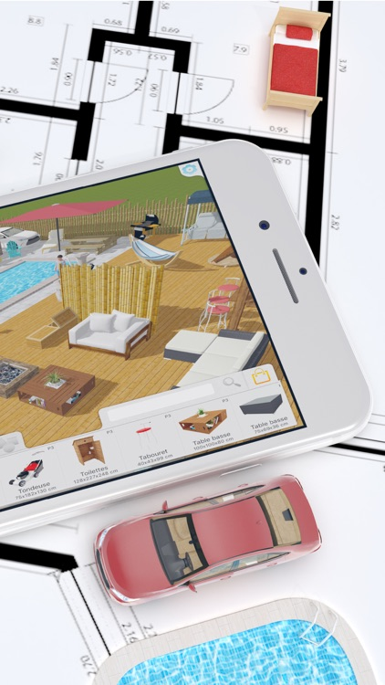 Keyplan 3D - Home design screenshot-1