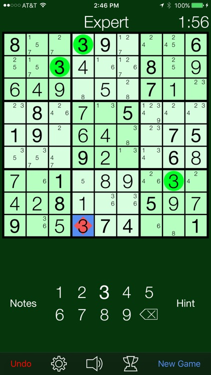 Sudoku· screenshot-2