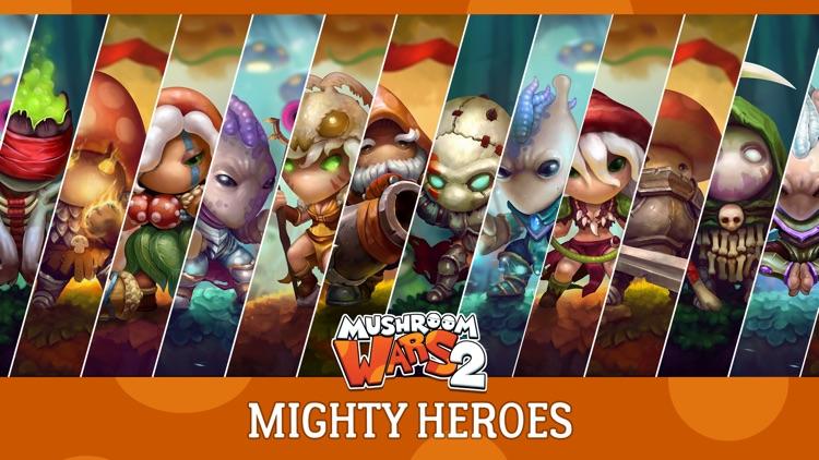 Mushroom Wars 2 screenshot-4