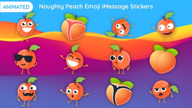 Animated Naughty Peach GIF App