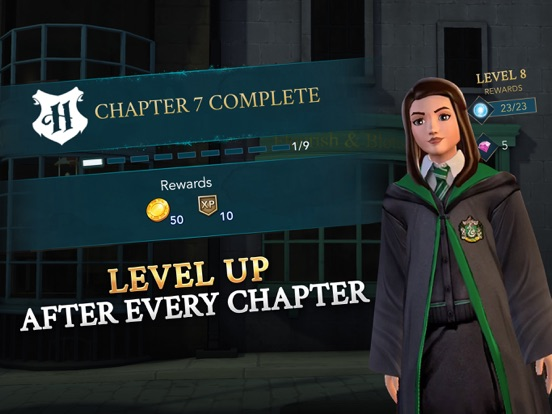 Harry Potter: Hogwarts Mystery screenshot 16