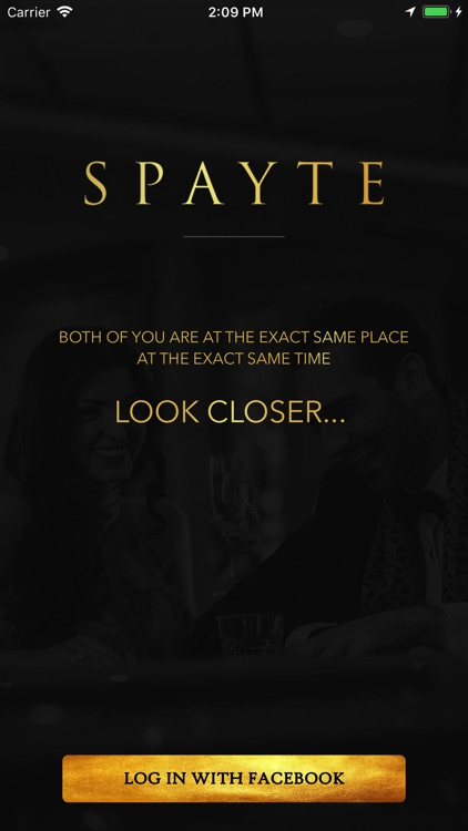 Spayte : The Same Place Date