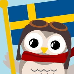 Gus on the Go: Swedish