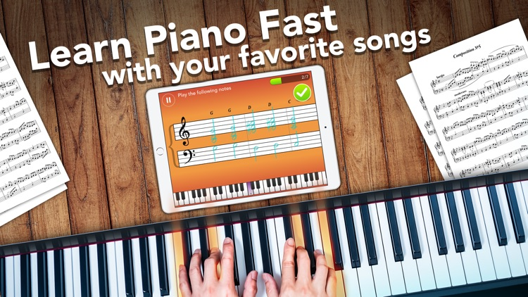 Simply piano premium free iphone