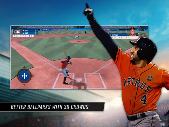 R.B.I. Baseball 18 screenshot 10