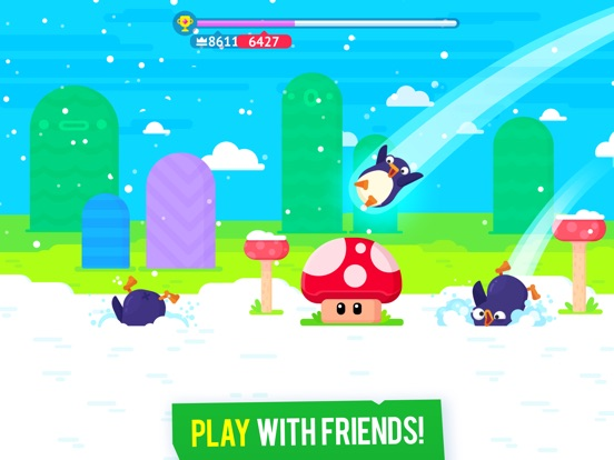 Bouncemasters - hit & jump screenshot 8