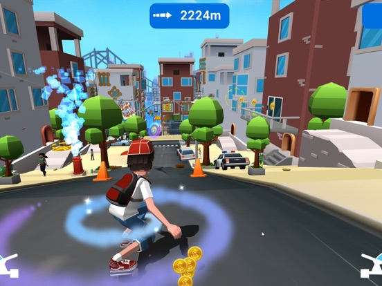 Faily Skater для iPad