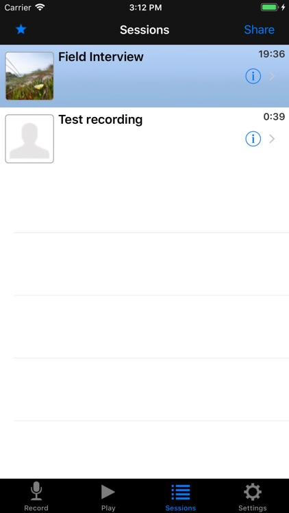 Hindenburg Field Recorder screenshot-3