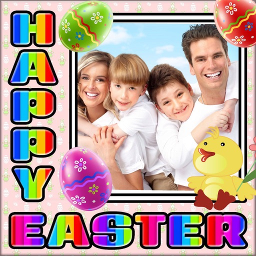 Easter Photo Posters Stickers
