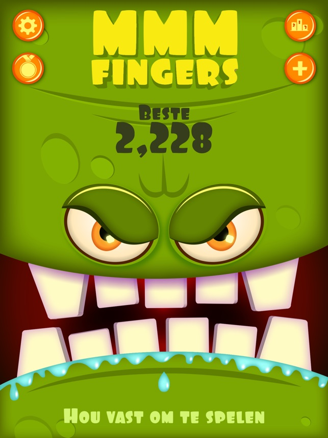 Mmm Fingers Screenshot