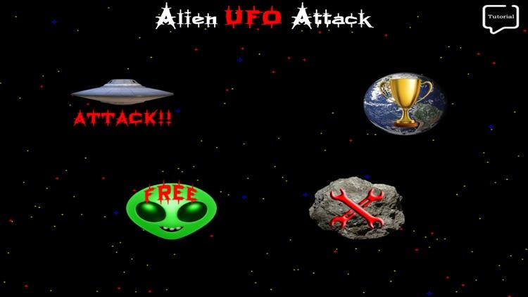 Alien UFO Attack