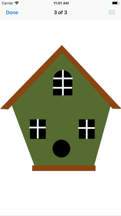 Birdhouse Stickers