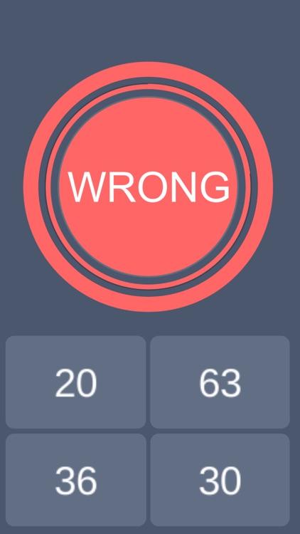 Guess Number - math game screenshot-3
