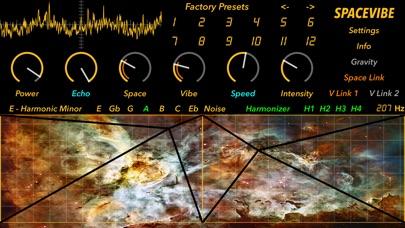 SpaceVibe Screenshots