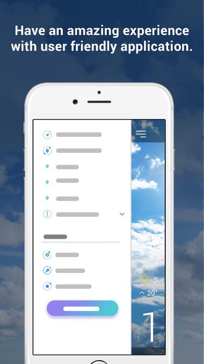 Weather Alarms screenshot-3
