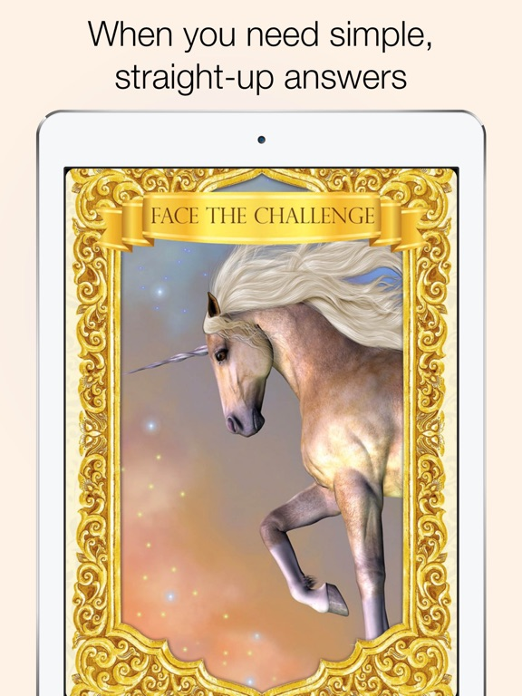 Ask the Unicorns Oracle Cards screenshot 10