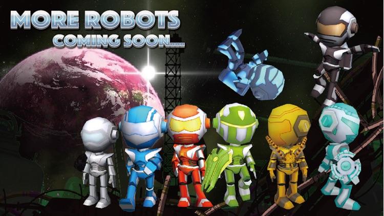Robot Bros Space screenshot-4