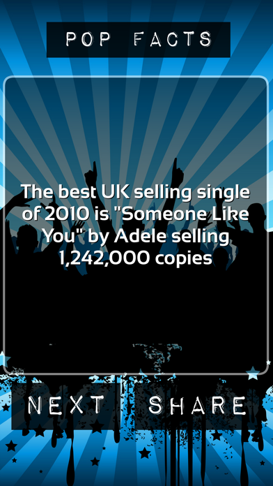 Pop Facts screenshot three