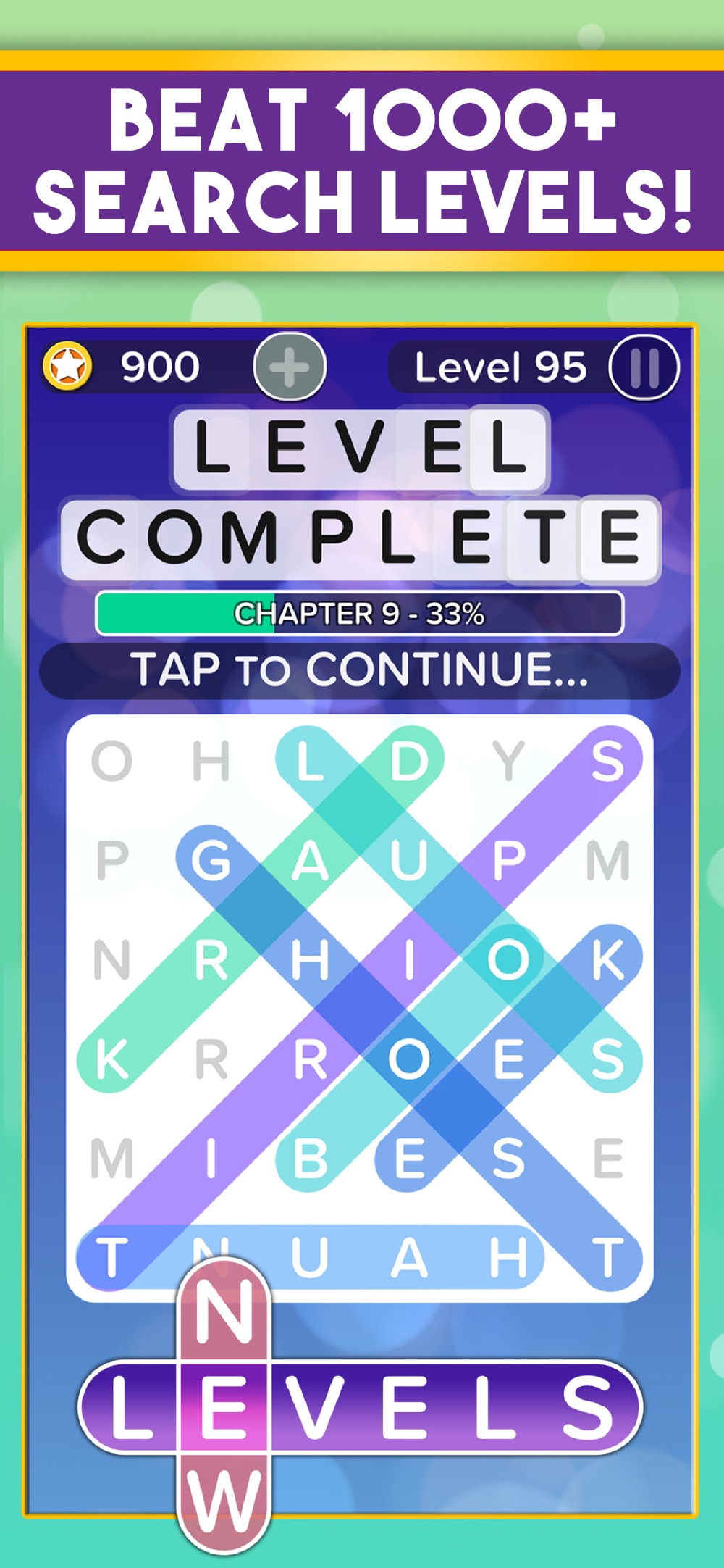 Word Search Addict: Word Games Cheat Codes