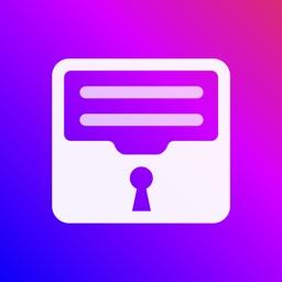 Pocket Files: Photo Lock+Vault
