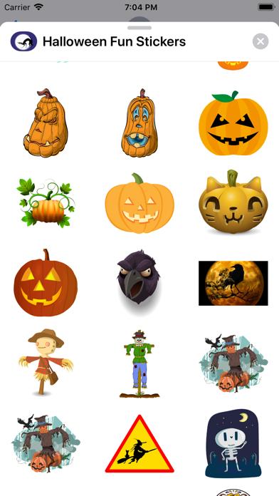 点击获取Halloween Fun Sticker
