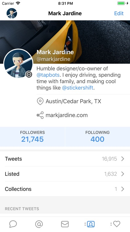 Tweetbot 5 for Twitter screenshot-4