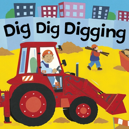 Dig Dig Digging – An Interactive Book HD