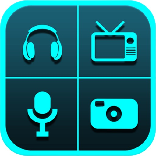 Pro All in One Radio Photo Media uTube Set