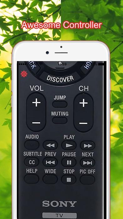 Smart TV Remote Controllerのおすすめ画像3