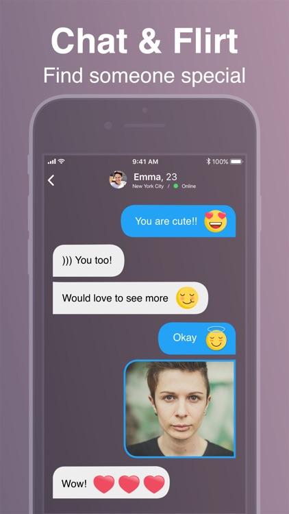 Just She - Lesbian Dating App screenshot-4