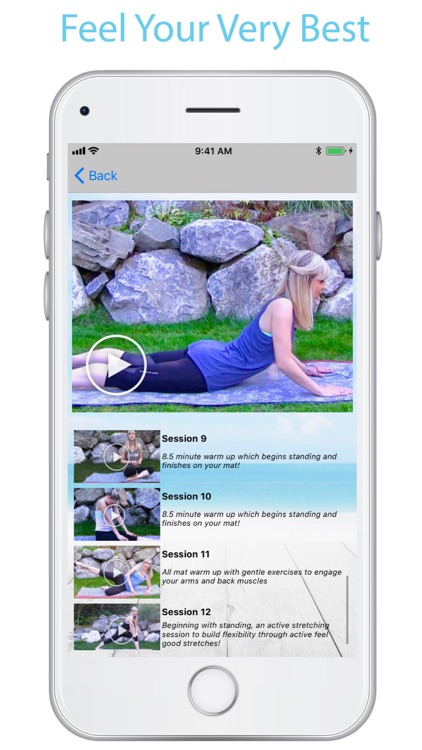 Fittbe Stretching & Warm Ups screenshot-4