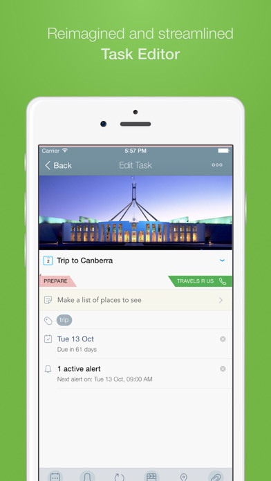 2Do - Todo List, Tasks & Notes Screenshots