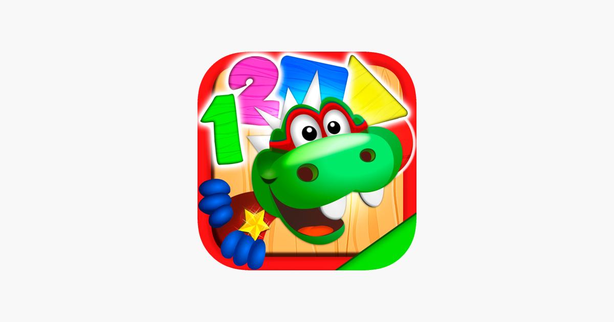 Dino Tim Aprender Los Numeros En App Store