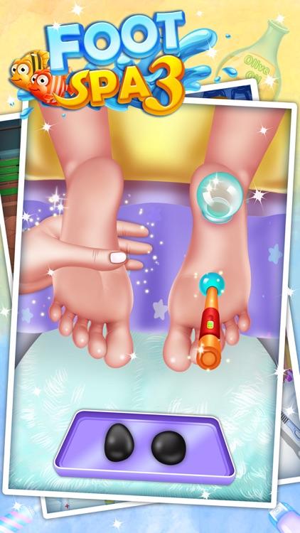 Foot Spa - Kids games screenshot-4