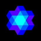 Kaleidoscope geometric Art for iPhone icon