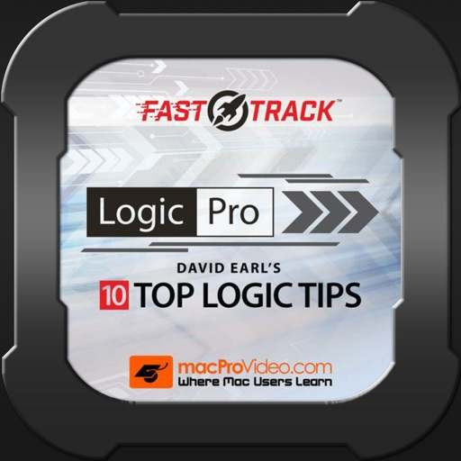 FastTrack™ Tips For Logic Pro