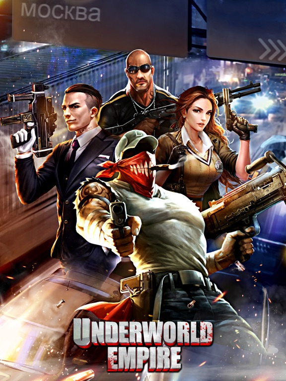 Underworld Empire на iPad